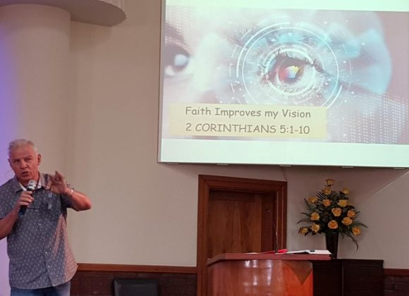 Faith Improves My Vision