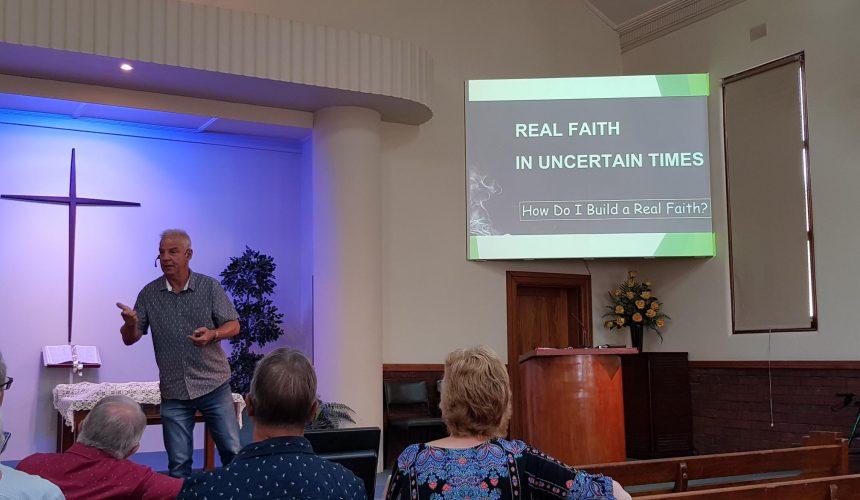 Faith that Brings Drive