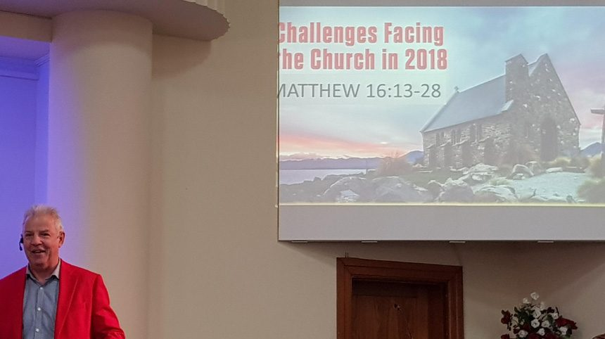 Ongoing Challenges of Being the Church